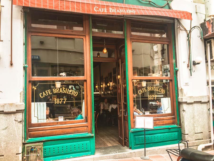 Café Brasilero Montevideo