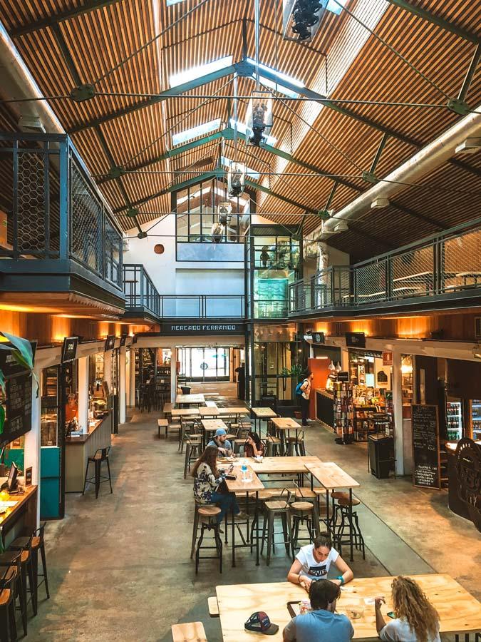Mercado Ferrando Montevideo