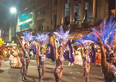 Uruguay- Der längste Karneval der Welt